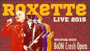 Roxette Live 2015